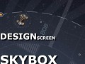 Design screen skybox + enemy corvette B