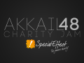 Akkail48 charity jam for Special Effect