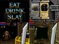Eat drink slay goes steampunk on you!