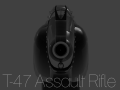 Update 10: T-47 Assault Rifle - Elite American Edition