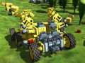 Share your TerraTech vehicles with other fans!