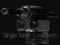 Update 12: Declassified Single Turret Low Tech
