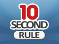 10 Second Rule Free - Out Now on Google Play