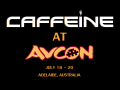 Caffeine is Coming To AVCON 2014