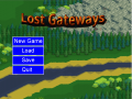 Lost Gateways (Particle System Update)