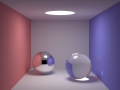 SHoC - r2 Global Illumination Tests