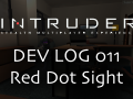 Intruder Series 011 Red Dot Sight