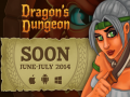 Dragon's dungeon (Roguelike/RPG) - coming soon