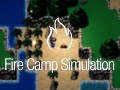 Survival Mechanics: Fire Camp Simulation