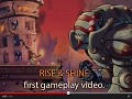 Rise & Shine gameplay video and Barcelona's Gamelab chronicle with famous people