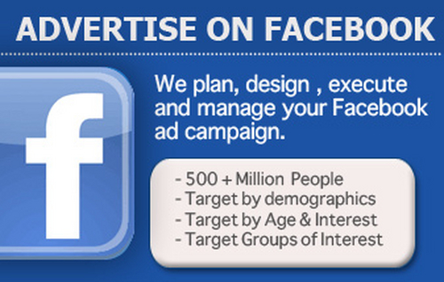 Advertising Your Game's Website on Facebook