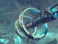 Quantum Rush - The Ice Comet Track