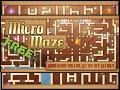 Micro Maze - Released!