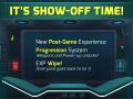 v0.3800 : IT'S SHOWOFF TIME!