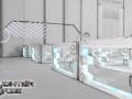 Sci fi maze