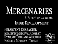 Mercenaries DEV LOG #1