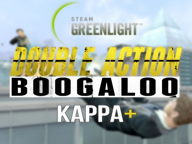 Kappa+ Update! Graphics! & Greenlight!