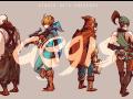 Aegis Defenders - Miyazaki-inspired platformer on Kickstarter!