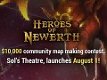 Heroes of Newerth community custom maps contest