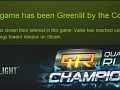Greenlight for Quantum Rush: Champions as well!