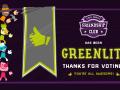 We've been Greenlit! Minor update #8.