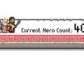 More heroes!