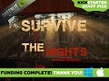 Survive the Nights has been successfully funded through Kickstarter!