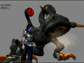 A new boss model (the Gobbler), all weapons shown on back, and better movement!