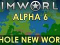 RimWorld Alpha 6 - Whole New World released