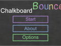 Chalkboard Bounce Alpha is on the Amazon App Store and Google Play!