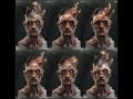 Survivors after 3 years.