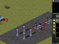 New game  - RedSun RTS (android)