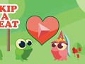 Beta testers come and play a game using your heart as a game controller!