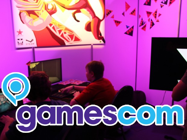 How to bring your game to the Gamescom – a MEGABOOTH diary