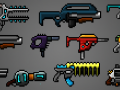 [UPDATE 1.2] - Weapons!