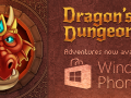 Dragon's dungeon - release Windows Phone