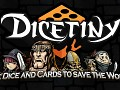 Introducing DICETINY, A Fantasy RPG Board Game