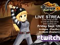 Pumpkin Online Livestream this Friday