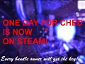 ONE DAY for Ched v.1.0.5 is now on Steam! Buy it right now!