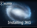 JKG Steam Manual Install