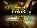 Adventures of FrikiBoy 1.1 now available