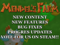 Mendel's Farm targets Steam Greenlight and goes to EGX London!