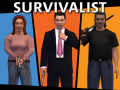 I've submitted Survivalist to Steam Greenlight!
