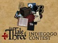 Win digital and boxed copies of The Tale of Three