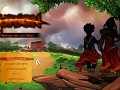 "Aurion: Images of the ""aurionic brawl"", a dynamic and nervous gameplay announced"