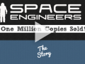 Space Engineers - One million copies sold!