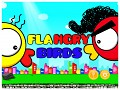 [ Flangry Birds HD Free : Flap! Flap! Flap! Ngry bird go away! ]