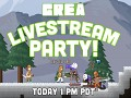 Crea - Now with Steam Workshop! Livestream Party today!