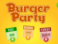 First Update of Burger Party
