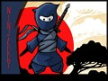 Character snapshot Week 4!  Time for Ninja Action!